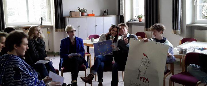 Enticklungshilfe – Seminar in Braunschweig