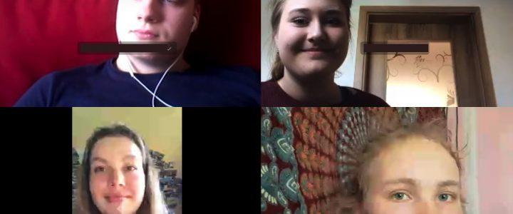 Virtuelles Ländergruppentreffen