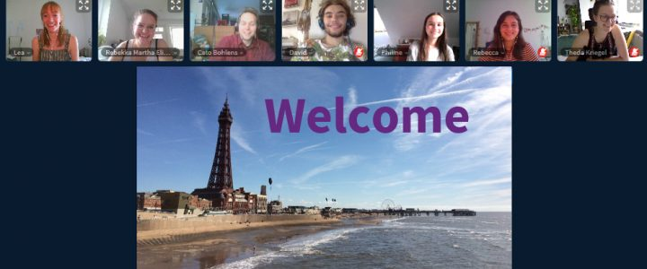 England trifft sich virtuell